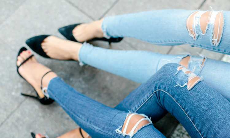 Show Your Designer Jeans Savvy